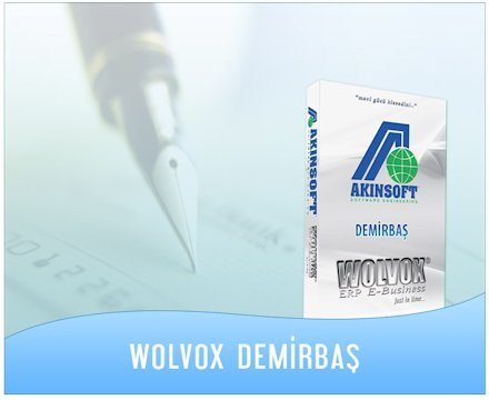 AKINSOFT® Wolvox Demirbaş