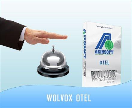 AKINSOFT® Wolvox Otel